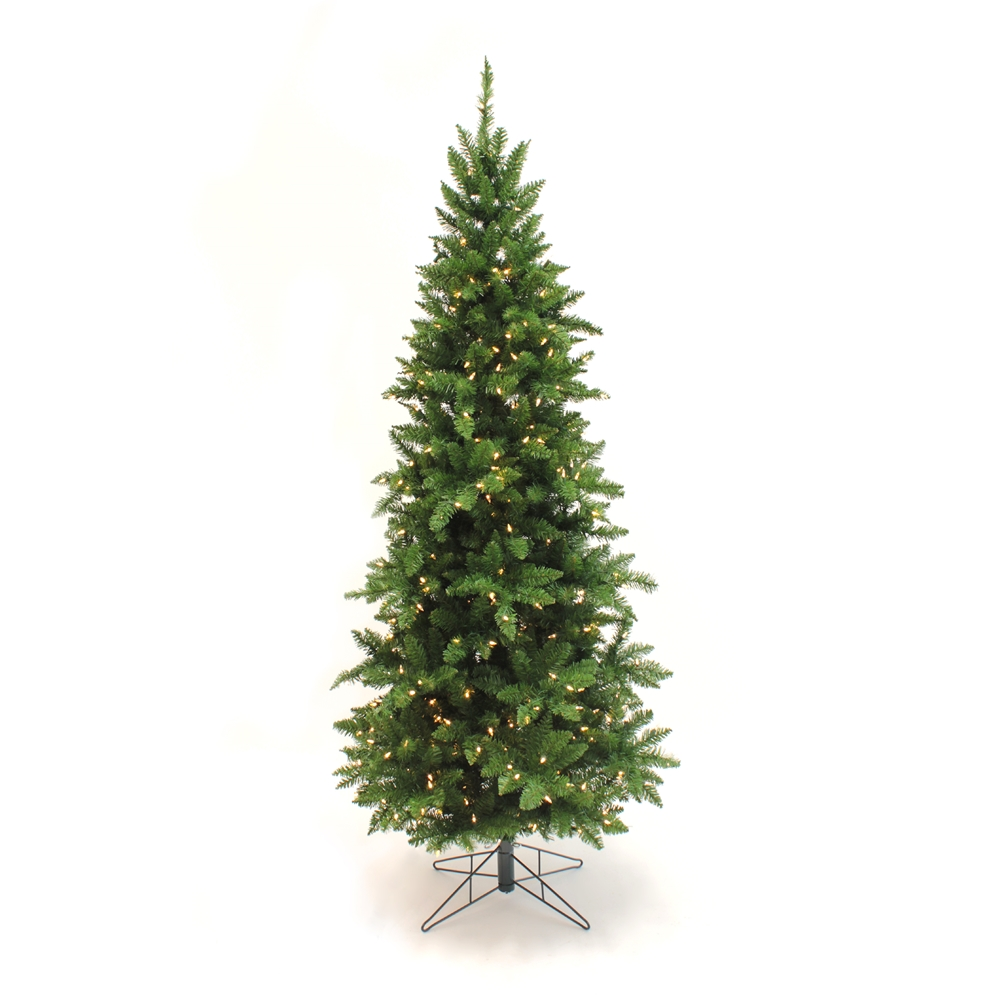 9ft Christmas Tree.9ft Prelit Slim Christmas Tree Pencil Theperfectco Com
